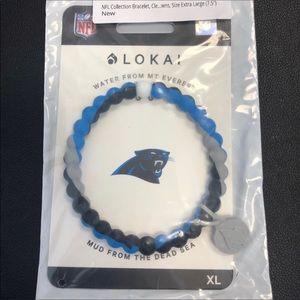 Carolina Panthers Lokai bracelet